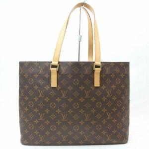 Auth Louis Vuitton Luco Tote Bag #2094L39